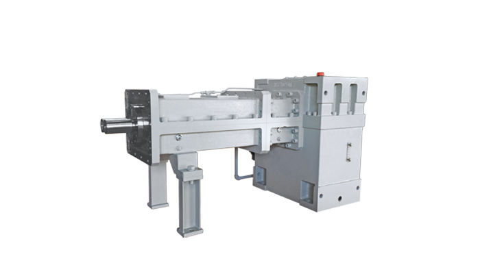 Twin screw extruder-Co Rotating type
